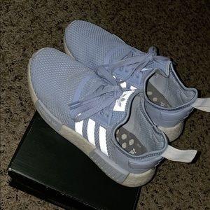 Lightly worn but adidas nmd